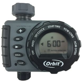 Orbit 1 Dial 1 Outlet Hose Tap Timer