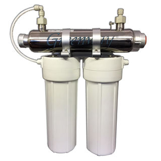 Under Bench UV Filtration System for Rural Application