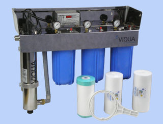 The Viqua Pro Series Platinum