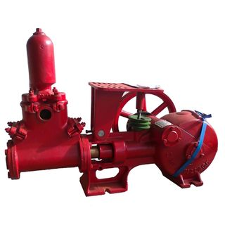 Wallace Powerflo Complete Pump with B Head