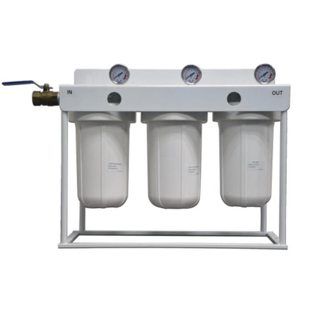 Pentair Whole House filtration system - Rural
